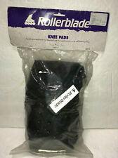 Rollerblade Knee Pads Medium Nos Vintage 1992 Sealed Set Deadstock
