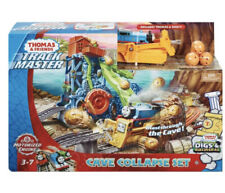 Thomas & Friends Train TrackMaster Cave Collapse Set For Age 3+ Motorized Engine