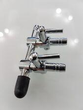 2 Way Aquarium Fish Air Line Pump Splitter Lever Control Switch Valve. UK SELLER