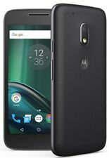 Motorola Moto G4 Play 4G (GSM UNLOCKED) 16GB Smartphone XT1601 | Black