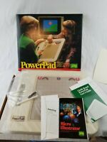 CHALK BOARD POWERPAD Excellent Condition for Apple II, IIE, II Plus, IBM RARE