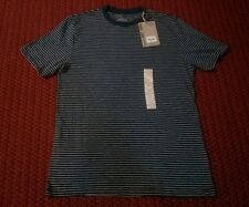 New With Tags St. John's Bay Small Multi Color Cotton Blend Short Sleeve Shirt