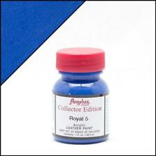 "Angelus Leather Paint Collector Edition ""Royal 5"" 1oz Colour for Shoes/Sneakers"