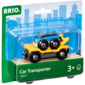 BRIO World - Car Transporter (33577) BRAND NEW