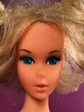 Vintage 1972 QUICK CURL Barbie Doll #4220 - Nice hair!!
