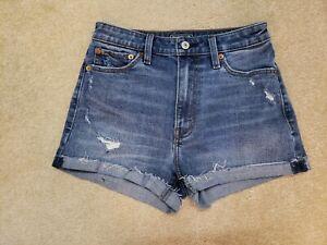 Las Mejores Ofertas En Pantalones Cortos Abercrombie Fitch Talla 2 Para Mujer Ebay