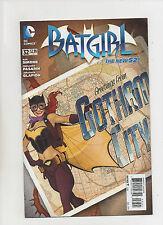 Batgirl #32 - Bombshells Variant New 52! - (Grade 9.2) 2014