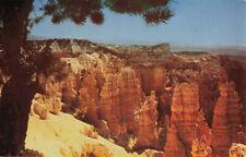 Postcard Bryce Canyon National Park Utah