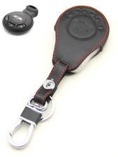 Leather Case Cover For BMW Mini Cooper R55 R56 R57 R61 Remote Smart Key 3 Button
