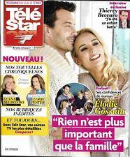 TELE STAR n°2158 10/02/2018  Elodie Gossuin_T.Beccaro_L.François_S.Bern_Mandela