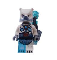 Lego Iceklaw Legends of Chima Minifigur New loc154 minifigures minifig Legofigur
