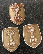 2010/2014/2018 FIFA World Cup Barcelona Real Madrid FC Patch Badge Soccer