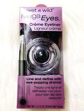 Icon�� Sealed Wet N Wild Mega Eyes Creme Eyeliner With Brush 887 Eggplant