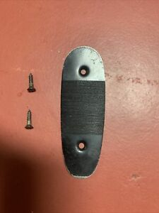 mossberg 44us steel buttplate with screws