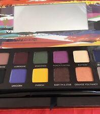 Artist palette Anastasia Beverly Hills Eyeshadow Palette AUTHENTIC BNIB Receipt
