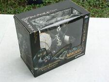 World of Warcraft Pandaren Brewmaster Chen Stormstout Collector Figure OVP