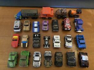 Micro Machines Vintage Cars from the late 80s-90s