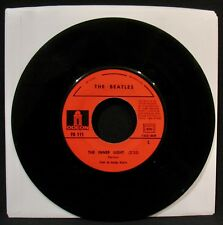 THE BEATLES•Lady Madonna & The Inner Light•Rarer French 45•ODEON #FO 111-Psych