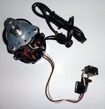 Bic Turntable Model 920 Motor, Shroud & Term Assy 10-210-01