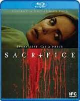 New: SACRIFICE [Blu-ray+DVD]