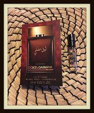 Dolce Gabbana The One Royal Night 1.5ml Eau de Parfum  Travel Sample