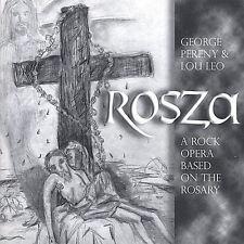 NEW Rosza-A Rock Opera Based On the Rosary. (Audio CD)