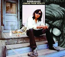 RODRIGUEZ COMING FROM REALITY 3 Extra Tracks DIGIPAK CD NEW