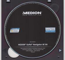 GoPal Navigator AE  6  West- + Ost- Europa DVD  + Exit Views TMC + Karte Q4/2015
