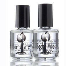2 Bottles Seche Vite Dry Fast Top Coat - Shiny 0.5oz / 14 ml  Bottle Brand New