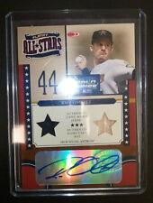 2004 Donruss Playoff All Stars 67/100 Roy Oswalt Autograph GW Jersey & GU Bat