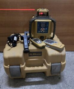 Topcon RL-Sv2s Rotating Laser Level - Rechargeable