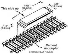 Kadee #321 -2 x Delayed Action Code100 Uncouplers for Magnetic Knuckle Couplings