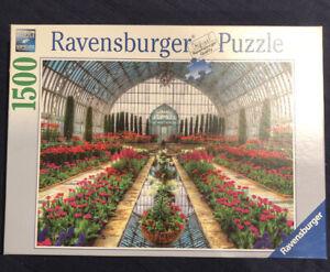 1500 Pc. Ravensburger Puzzle Premium Puzzle, softclick technology German