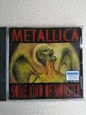 METALLICA – SOME KIND OF MONSTER - CD  AUSTRALIA - NEW!