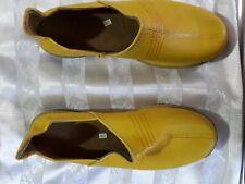 men Moroccan Leather Babouche Slippers, Handmade Slippers, Sheepskin Slippers