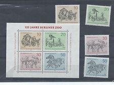 Flowers German & Colonies Sheet Stamps