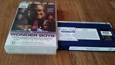 WONDER BOYS - MICHAEL DOUGLAS, TOBEY MAGUIRE -  VIDEO