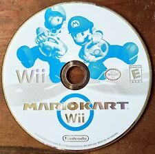 Mario Kart (Nintendo Wii, 2012 Video Game) DISC ONLY. Free Shipping in US.