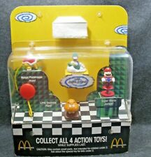 New Listing1990 Nintendo Super Mario Bros 3 Happy Meal Display McDonalds Very Nice!