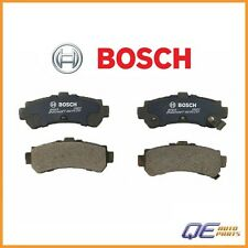 Rear Disc Brake Pad Set Bosch QuietCast Fits: Nissan 200SX Sentra 1995 - 1999