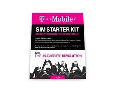 T-Mobile Prepaid Complete SIM Starter Kit Original Version