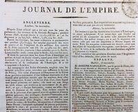 Reddition de Flessingue 1809 Pays Bas Île de Walcheren Madrid Joseph Bonaparte