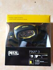 Petzl Pixa 3R Rechargeable NEUF