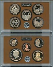 2019 S CLAD U.S. Proof Set 10-Coin Mint Sealed No Box or COA