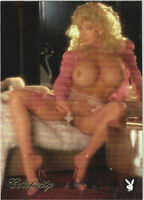 TC Playboy 1994 Februar Sports Time Morganna Gold Foil 1M
