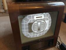 More details for vintage tv set, bush tv24 1953 (restored, working)
