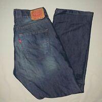 Boys Levi's 514 Size 10 Husky 30 X 26 Slim Straight Jeans Nwt