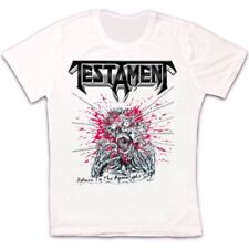 Testament Return To The Apocalyptic City Exodus Anthrax Metallica T Shirt 77