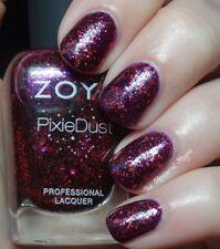 Zoya Pixie Dust Nail Polish .5 oz Noir #765