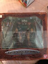 Aura Battler Dunbine Lord of Bystonwell vol.4 Leprechaun Bandai Open Box